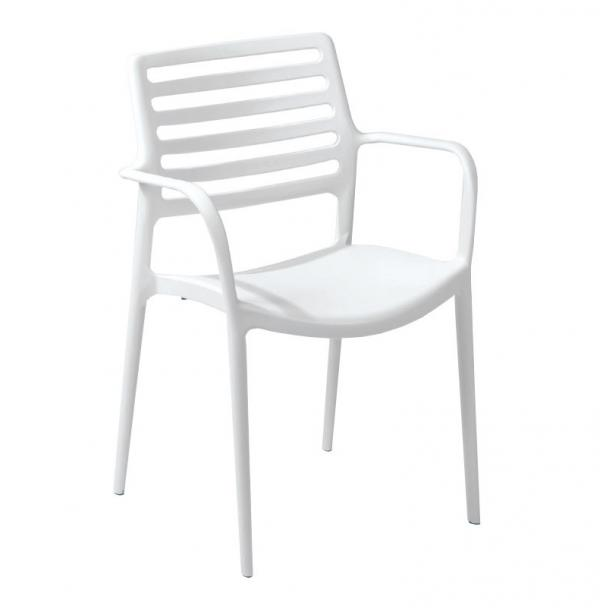 Sillon Willy color blanco